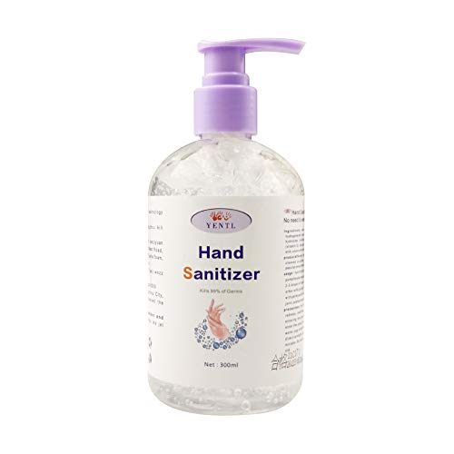Kanzd Refreshing Hand Sanitizer Gel to Instant Skin Cleansing, Portable Hand Soap Gel Soft and Non-irritating Hand Sanitizer Gel - Rinse-Free Hand Cleanser for Adults & Children (B)