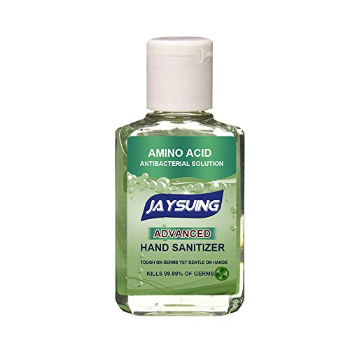YZG LIFE Advanced Hand Sanitizer with Aloe, 80g Amino Acid Handwash Refreshing Hand Soap Travel Size for Office, School, Home, Kills 99% of Germs