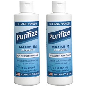 Purifize Alcohol Hand Cleaner 2pc