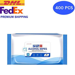 Alcohol Wipes 10pc