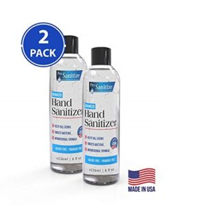 Pro Sanitize Advanced Hand Sanitizer 2pc