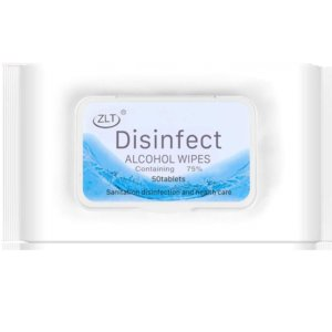 ZLT Disinfect Alcohol Wipes