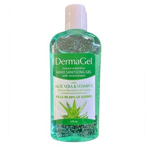 DermaGel Instant Waterless Hand Sanitizer