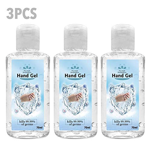 No Wash Sterilization Hand Gel