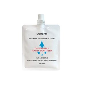SNMLPM Disposable Hand Sanitizer