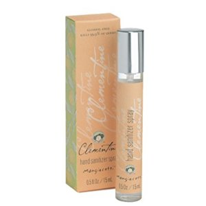 Mangiacotti Clementine Hand Sanitizer Spray
