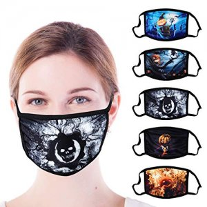 Reusable Face Mask 5pc