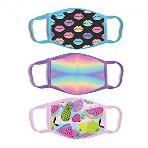 ABG Accessories Kid Reusable Face Mask 3pc