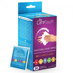Care Touch Sanitizing Hand Wipes