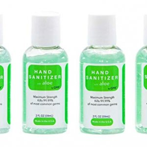 CPR Hand Sanitizer 4pc