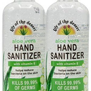 Lily of the Desert Hand Sanitizer 2pc