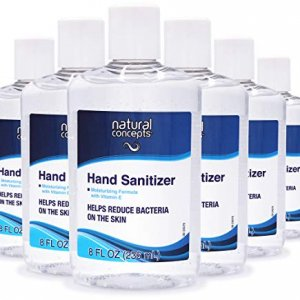 Natural Concepts Hand Sanitizer 6pc
