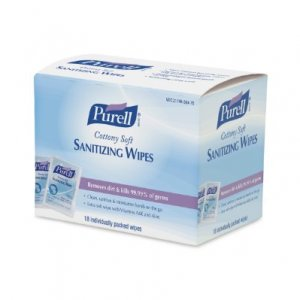 PURELL Cottony Soft Hand Sanitizing Wipes