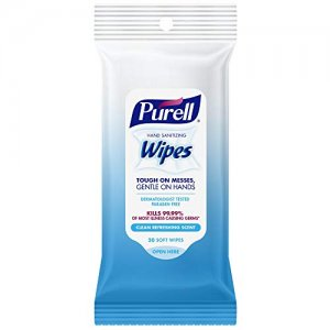 PURELL Hand Sanitizing Wipes 3pc