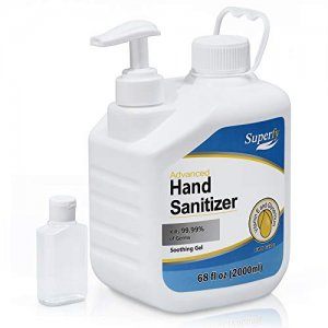 Superfy Advanced Hand Sanitizer