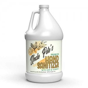 Uncle Pete's Premium Hand Sanitizer