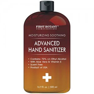 First Botany Hand Sanitizer