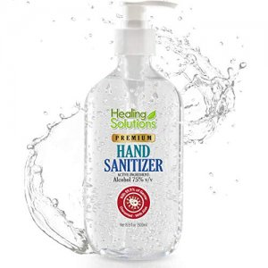 Healing Solutions Hand Sanitizer