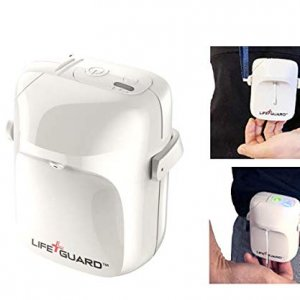 LIFE+GUARD TOUCHLESS HAND SANITIZER DISPENSER