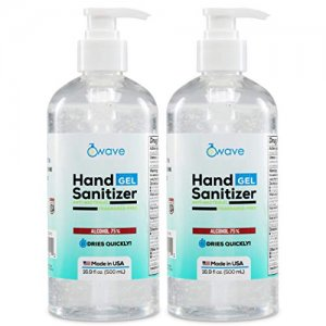 Wave Hand Sanitizer